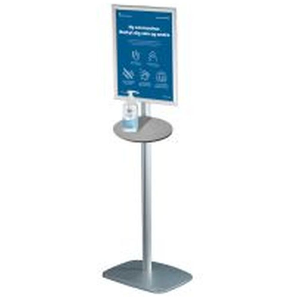 Mini Multi Stand with Frame and round Shelf