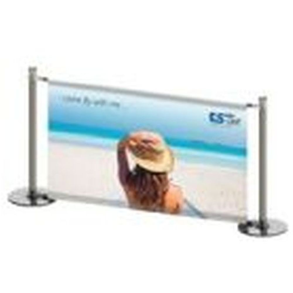 Crowd Controle Banner System