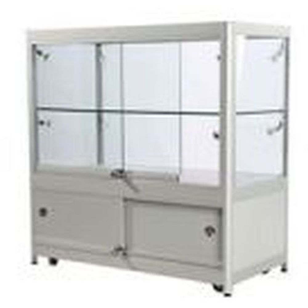 Showcase Counter, Duo with storage