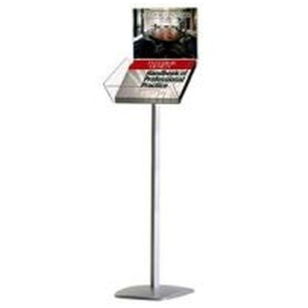 Expo Brochure Stand med info