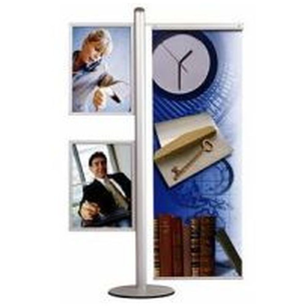 MULTISTAND 16 - 2 x SLIDE-IN & BANNER