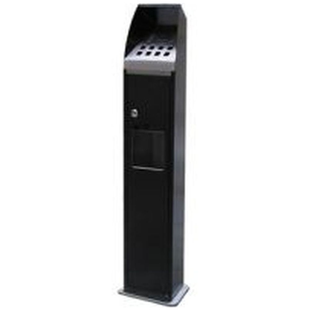 Cigarette Tower Black