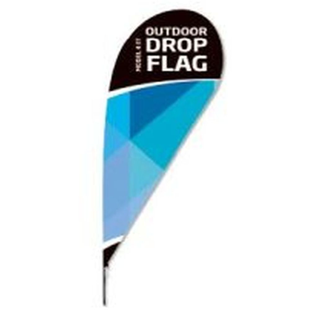 Outdoor Drop Flag