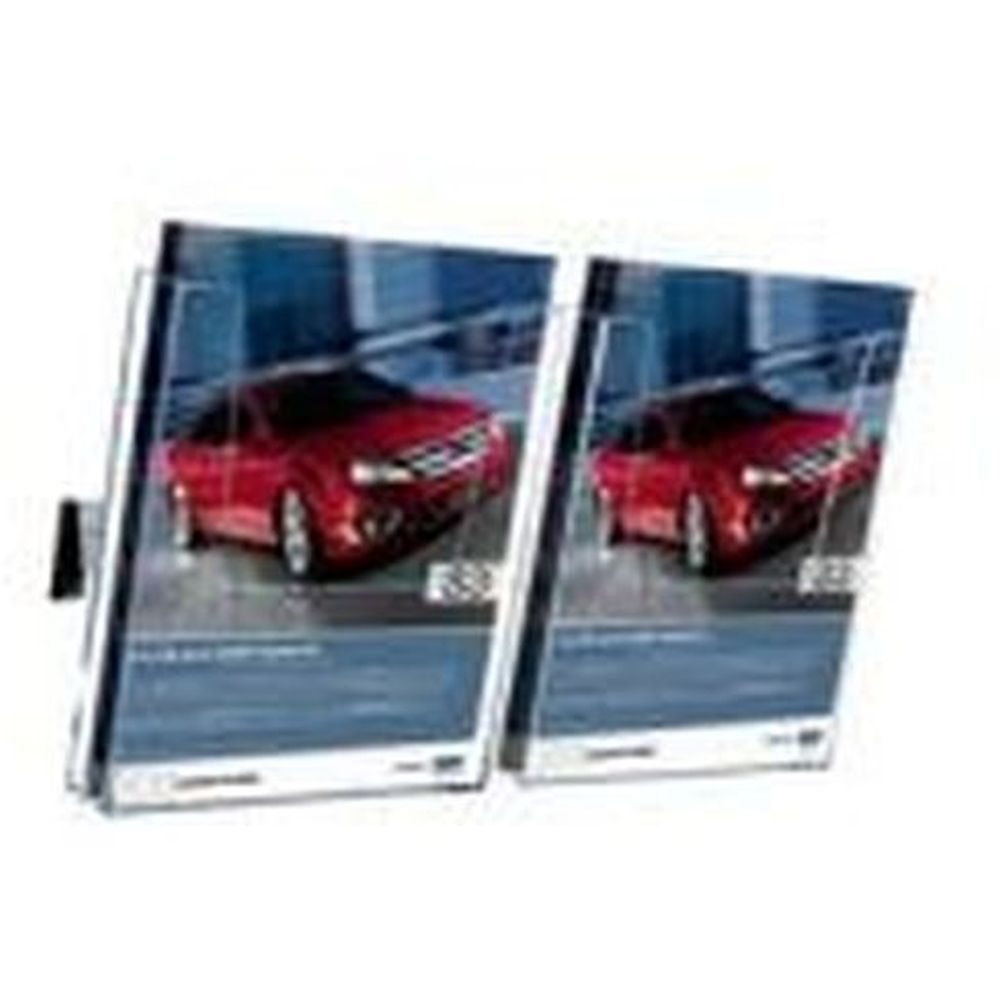 Brochure Holder Wall Acrylic